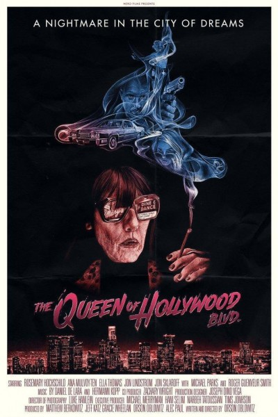 Caratula, cartel, poster o portada de The Queen of Hollywood Blvd