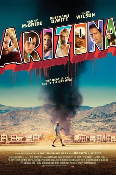 Caratula, cartel, poster o portada de Arizona