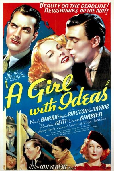 Caratula, cartel, poster o portada de A Girl with Ideas