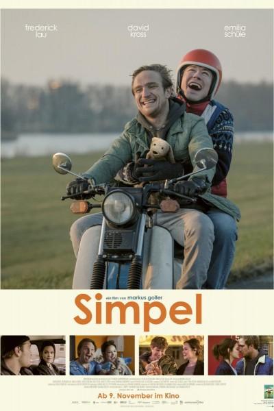 Caratula, cartel, poster o portada de My Brother Simple
