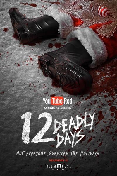 Caratula, cartel, poster o portada de 12 Deadly Days