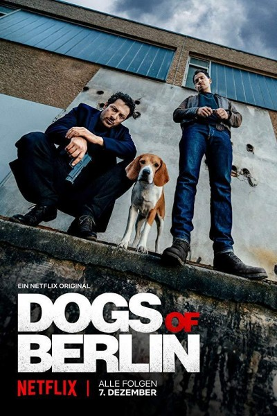 Caratula, cartel, poster o portada de Dogs of Berlin