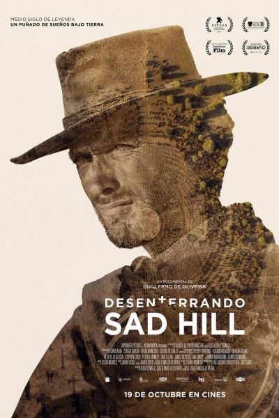 Caratula, cartel, poster o portada de Desenterrando Sad Hill