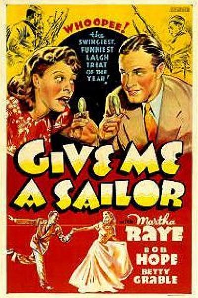 Caratula, cartel, poster o portada de Dame un marino