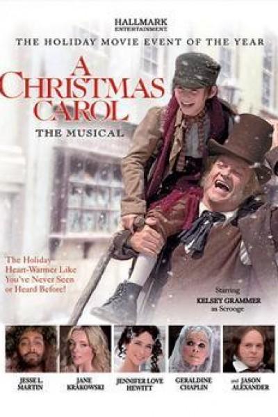Caratula, cartel, poster o portada de Cuento de Navidad: el musical