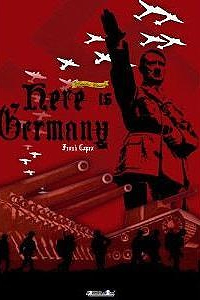 Caratula, cartel, poster o portada de Here Is Germany