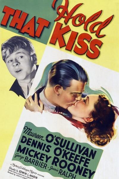 Caratula, cartel, poster o portada de Hold That Kiss