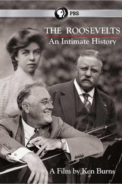 Caratula, cartel, poster o portada de The Roosevelts: An Intimate History