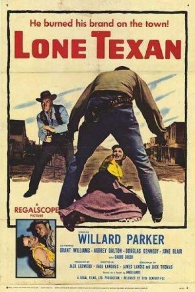 Caratula, cartel, poster o portada de Lone Texan