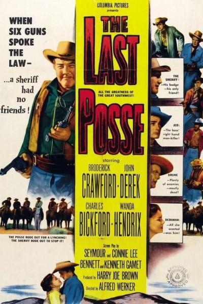 Caratula, cartel, poster o portada de The Last Posse
