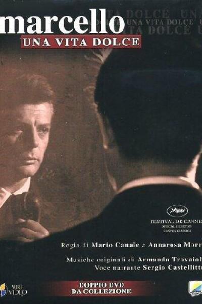 Caratula, cartel, poster o portada de Marcello, una vita dolce