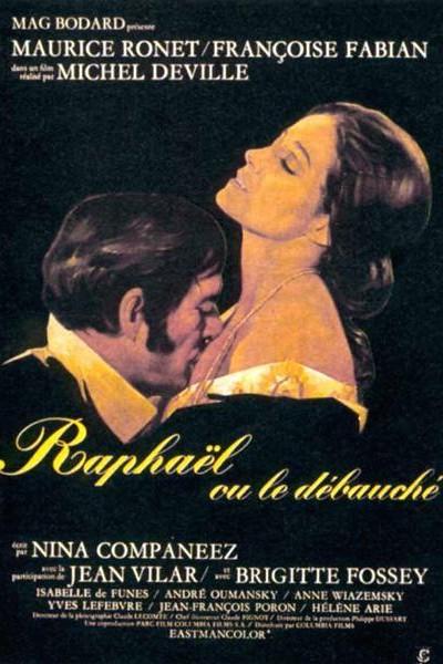 Caratula, cartel, poster o portada de Rafael, el libertino