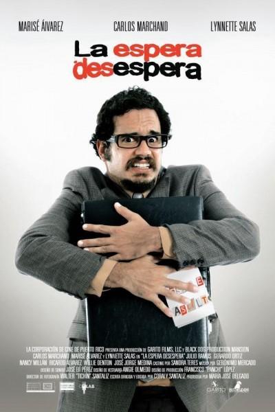 Caratula, cartel, poster o portada de La espera desespera
