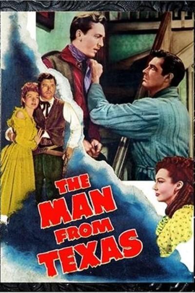 Caratula, cartel, poster o portada de The Man from Texas