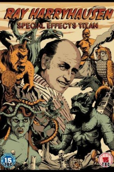 Caratula, cartel, poster o portada de Ray Harryhausen: Special Effects Titan