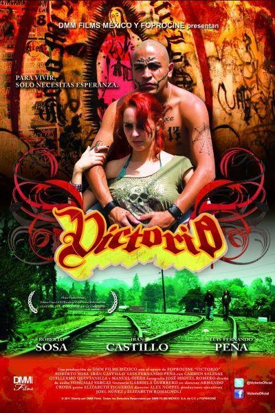 Caratula, cartel, poster o portada de Victorio