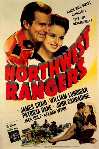 Caratula, cartel, poster o portada de Northwest Rangers