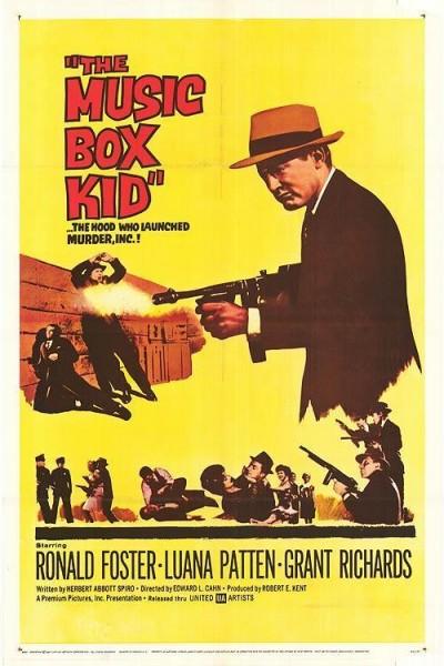Caratula, cartel, poster o portada de The Music Box Kid