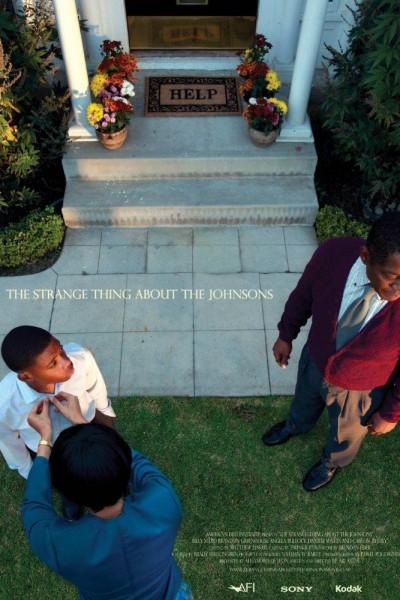 Caratula, cartel, poster o portada de The Strange Thing About the Johnsons