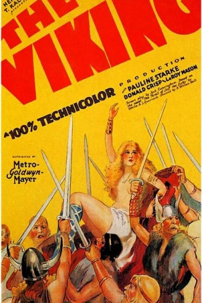 Caratula, cartel, poster o portada de The Viking