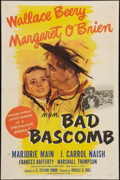 Caratula, cartel, poster o portada de Bascomb, el zurdo