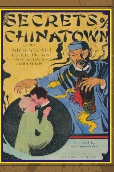 Caratula, cartel, poster o portada de Secrets of Chinatown