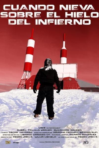 Caratula, cartel, poster o portada de Cuando nieva sobre el hielo del infierno
