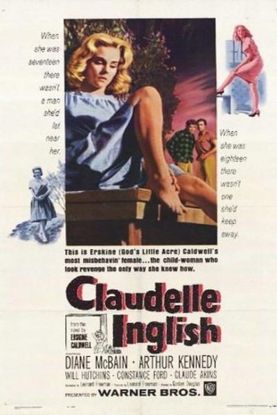 Caratula, cartel, poster o portada de Claudelle Inglish