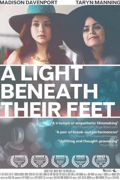 Caratula, cartel, poster o portada de A Light Beneath Their Feet