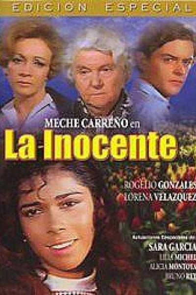 Caratula, cartel, poster o portada de La inocente
