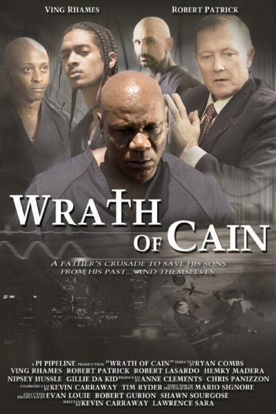 Caratula, cartel, poster o portada de The Wrath of Cain