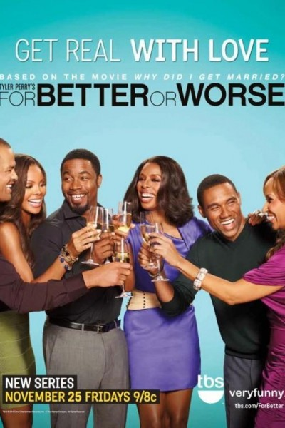 Caratula, cartel, poster o portada de For Better or Worse