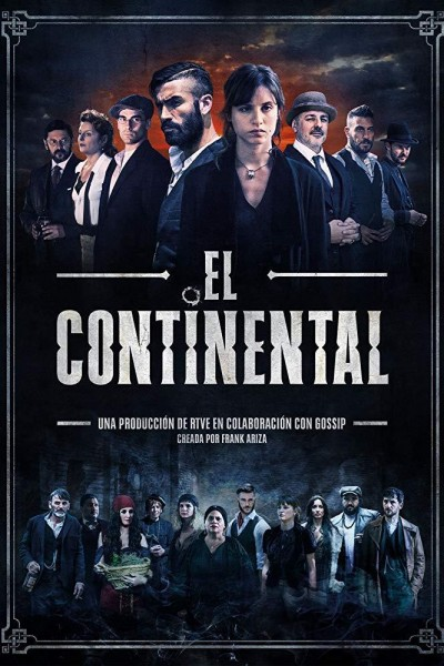 Caratula, cartel, poster o portada de El Continental