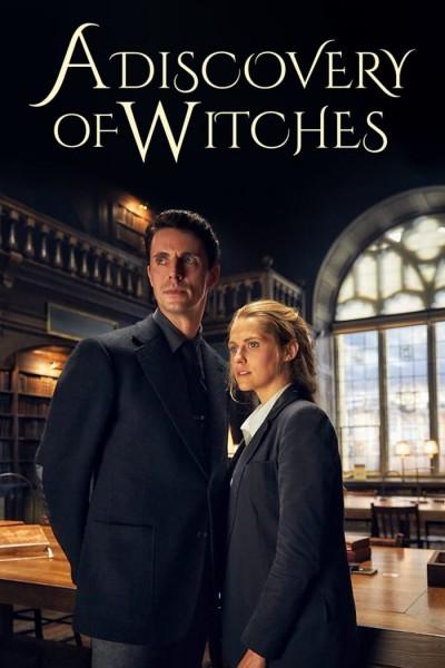 Caratula, cartel, poster o portada de El descubrimiento de las brujas