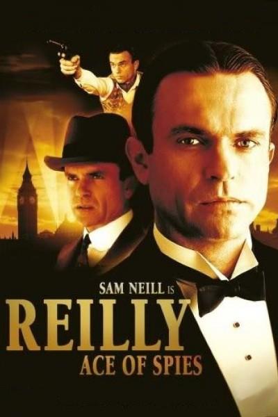 Caratula, cartel, poster o portada de Reilly - As de espías