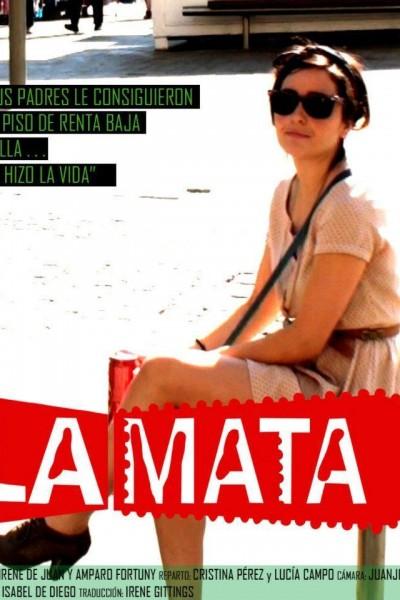 Caratula, cartel, poster o portada de La Mata