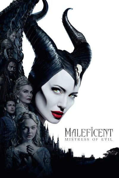 Caratula, cartel, poster o portada de Maleficent: Mistress of Evil