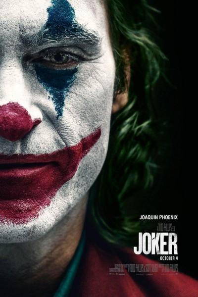 Caratula, cartel, poster o portada de Joker