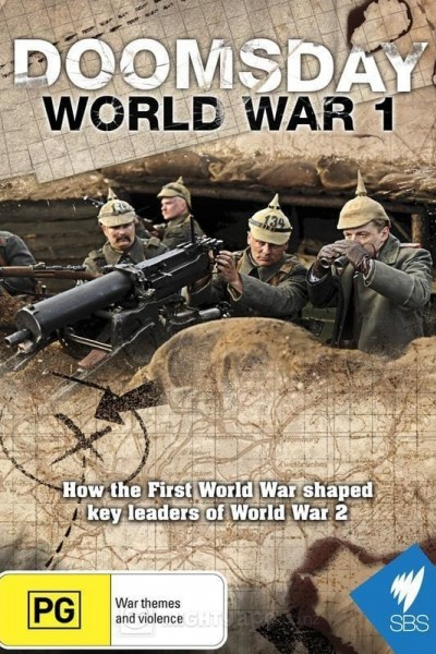 Caratula, cartel, poster o portada de El infierno de la primera guerra mundial
