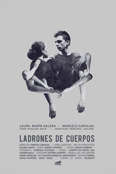 Caratula, cartel, poster o portada de Ladrones de cuerpos
