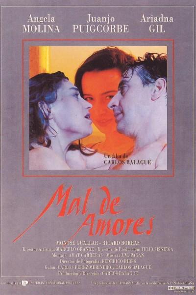 Caratula, cartel, poster o portada de Mal de Amores