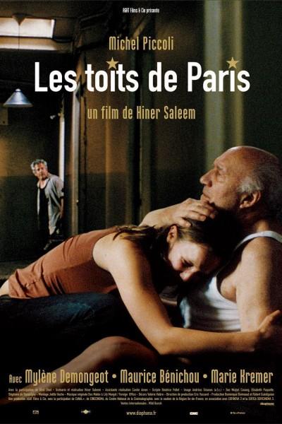 Caratula, cartel, poster o portada de Sous les toits de Paris