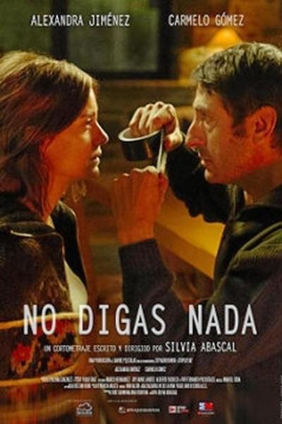 Caratula, cartel, poster o portada de No digas nada