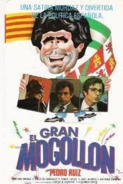 Caratula, cartel, poster o portada de El gran mogollón