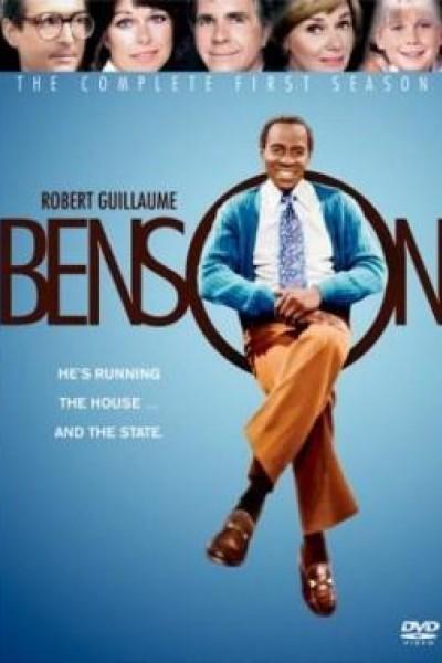 Caratula, cartel, poster o portada de Benson