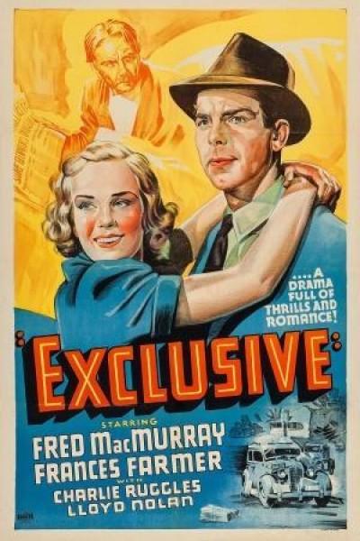 Caratula, cartel, poster o portada de Exclusive