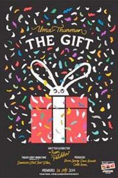 Caratula, cartel, poster o portada de The Gift