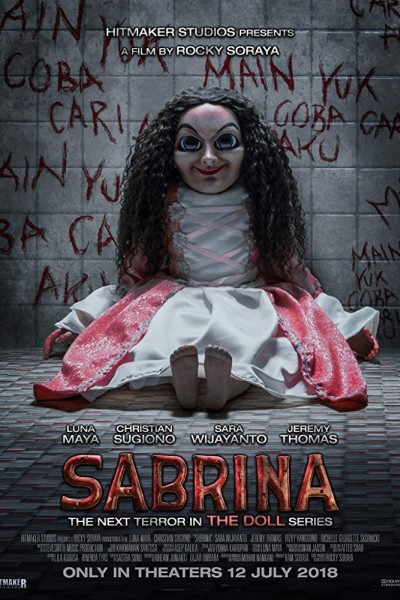 Caratula, cartel, poster o portada de Sabrina