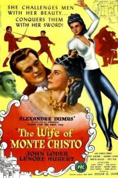 Caratula, cartel, poster o portada de The Wife of Monte Cristo