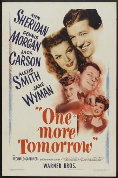 Caratula, cartel, poster o portada de One More Tomorrow